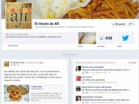 Página de Facebook de El Rincón de Afi