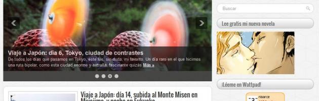 Portada de www.nisa-arce.net