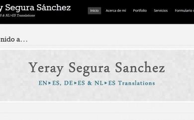 Portada de YeraySeguraSanchez.es