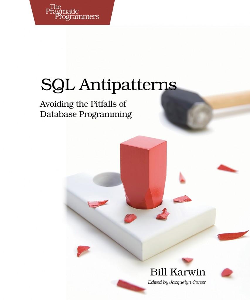 Portada de SQL Antipatterns