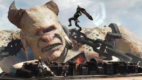 Imagen del multijugador de God of War Ascension