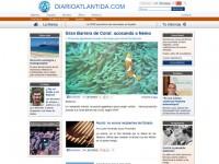 Portada de Diario Atlántida