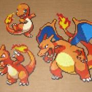 Pokémons hechos con hama beads