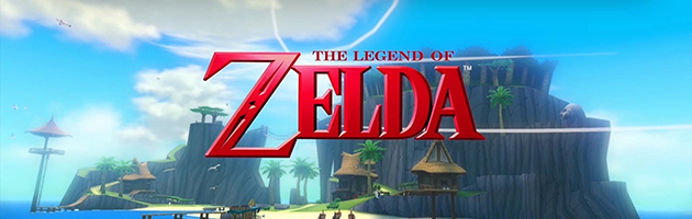 Marquesina The Legend of Zelda The Wind Waker HD